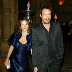Тьюлис с Анной Фрил на After Party премьеры в Лондоне <a href=