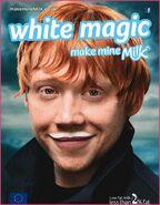 Rupert Grint Milchwerbung