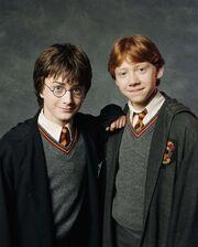 Гарри и Рон