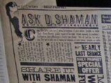 Zapytaj D. Shamana