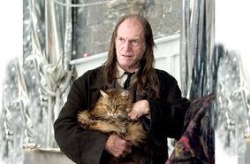 Filch i Pani Norris