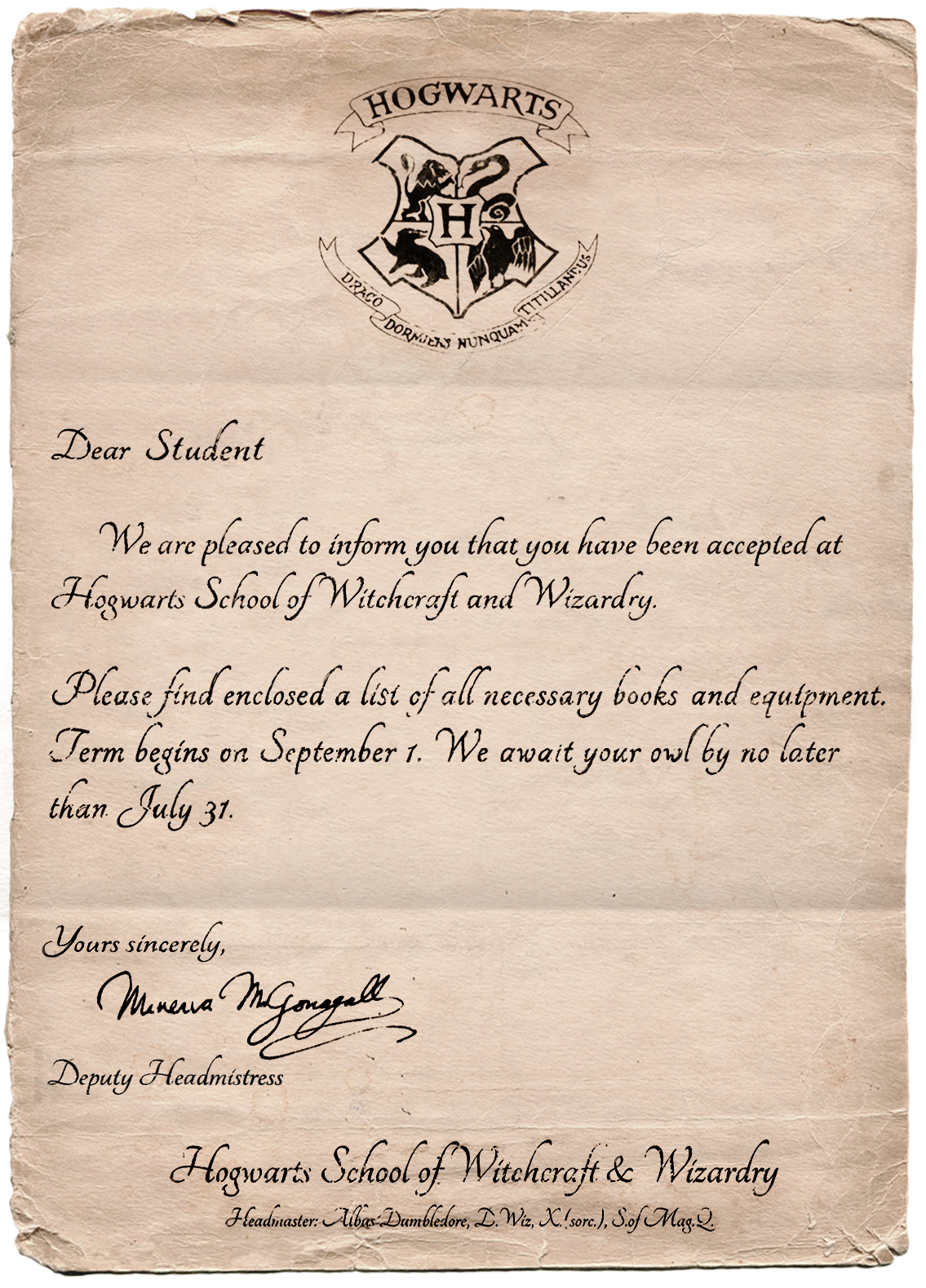 Letter   Hogwarts Mystery.png
