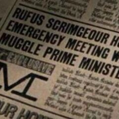 «Руфус Скримджер связался с премьер-министром маглов»