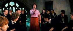 800px-Dolores Umbridge as Defence Against the Dark Arts teacher