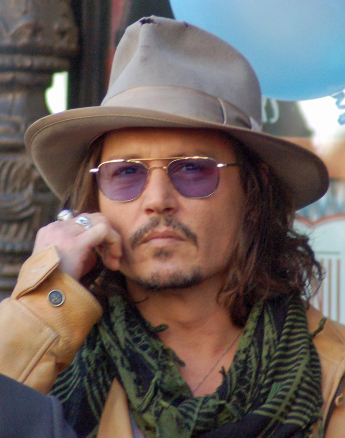 Harry Potter Johnny Depp