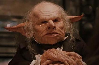 Guichetier de gringotts wiki harry potter fandom - Rusard harry potter ...