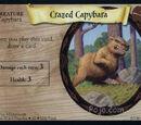 Crazed Capybara