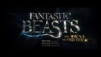 Fantastic Beasts and Where to Find Them - TV Spot 2