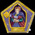 Helga Hufflepuff-72-chocFrogCard