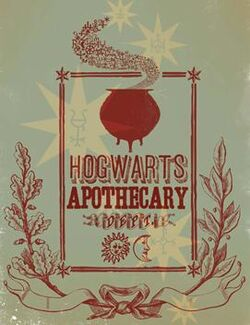 Hogwarts Apothecary Department
