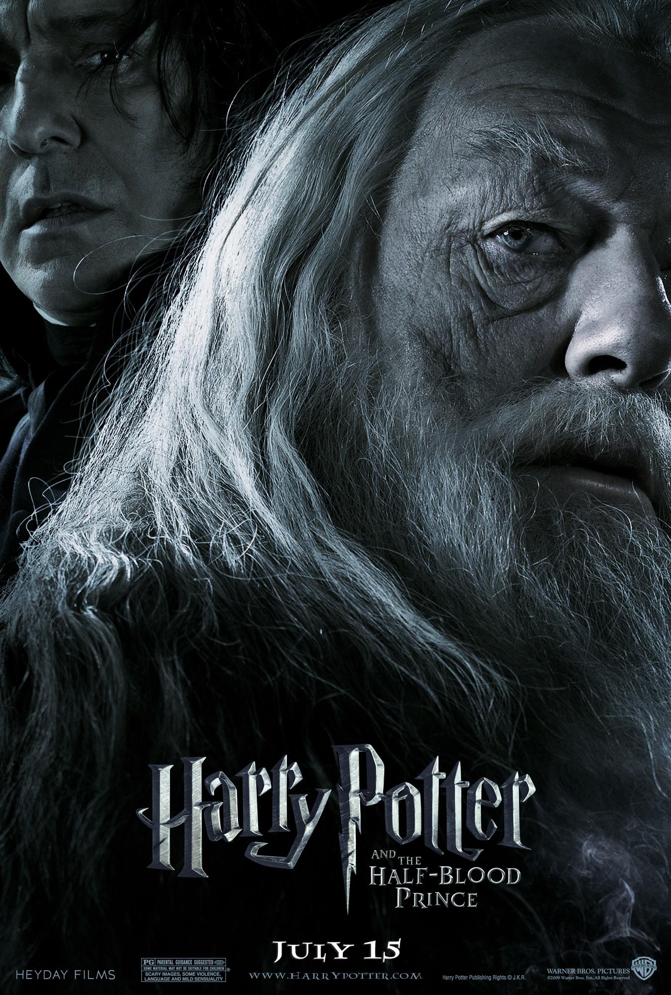 Image Normal poster DumbledoreSnape