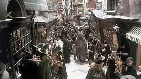 05. Diagon Alley And The Gringotts Vault