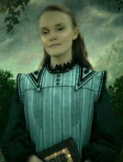 Ariana Dumbledore Hog's Head