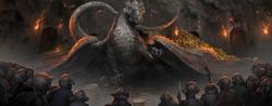 B7C26M1 Gringott's Dragon