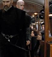 Pansy Parkinson + Todesser im Zug