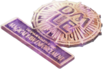 Brilliant DMLE Badge WU