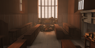 Charms classroom