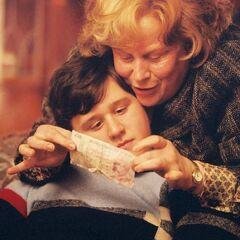 Мардж с любимым племянником