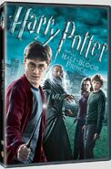 Half-Blood Prince Single-1-Disc DVD Cover