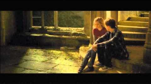 Harry and Hermione - Harry Potter and the Half-Blood Prince HD-0