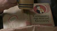 CassandraAndHerCatGustavus