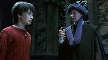 Harry and quirrell