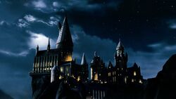 Hogwarts Castle – HPatPS