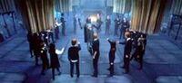 Luna pratique avec l'armée
