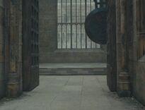 Clock Tower Entrance