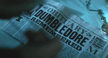 Dumbledore Remembered