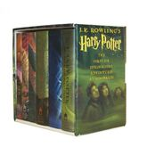 HP Books 1-6