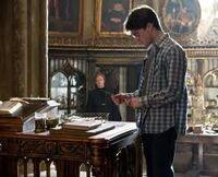 哈利邓布利多的办公室