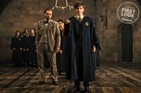 Crimes of Grindelwald new look
