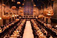 Große Halle Halloween
