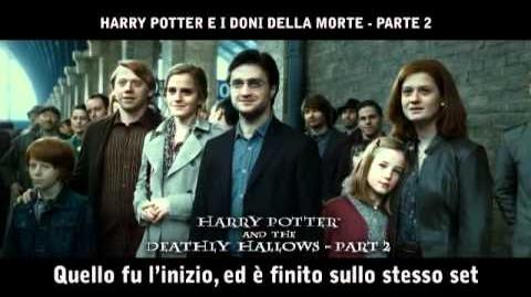 SUB ITA Le battute preferite dal Cast di Harry Potter