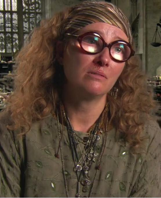 sybill trelawney harry potter wiki fandom powered by wikia