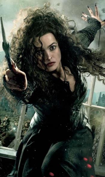 bellatrix lestrange harry potter wiki fandom powered