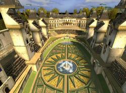 French National Quidditch Stadium
