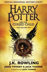 Гарри Поттер и проклятое дитя. Части 1 и 2