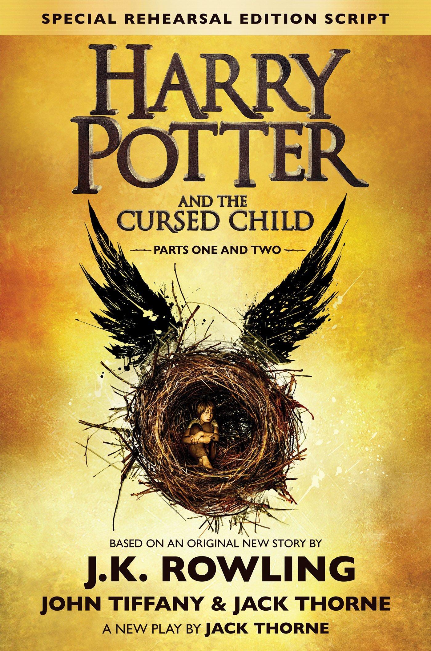 Harry potter 8th book summary