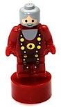 Lego statua Albus