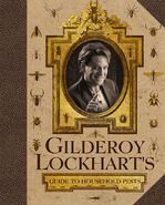 MinaLima Store - 'Gilderoy Lockhart's Guide to Household Pests'