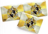 MinaLima Store - Hufflepuff House Crest Travel Card Holder