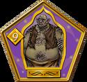 Mountain Troll Card