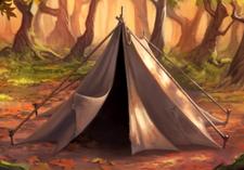 Perkins's tent Pottermore