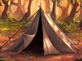 Perkins's tent