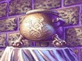 Kociołek ze złota