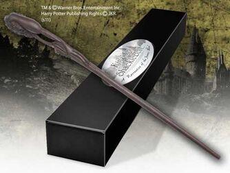 Kingsley Shacklebolt's wand