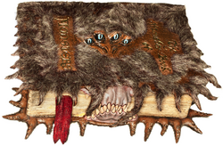 Monster Book of Monsters.