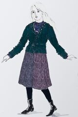 WB F5 LunaLovegood ConceptArtCostumeSketch ArtWork-181
